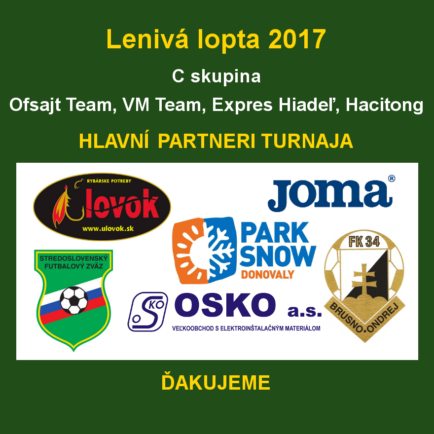 3-Ofsajt Team - Hacitong 1:0 (0:0), C-skupina