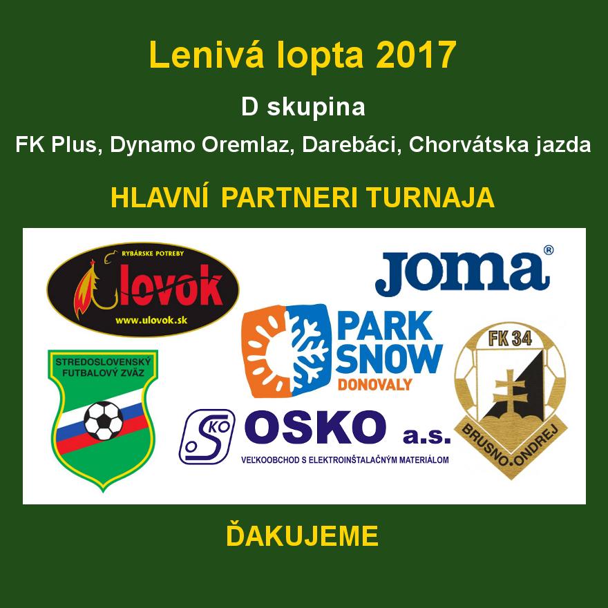 4-Dynamo Oremlaz - Darebáci 1:0 (0:0), D-skupina